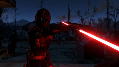 star wars the lightsaber at fallout 4 nexus mods and community