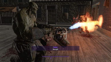 More Super Mutant Weapon Animations