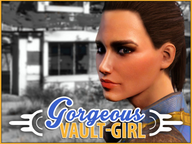 Gorgeous VAULT-GIRL