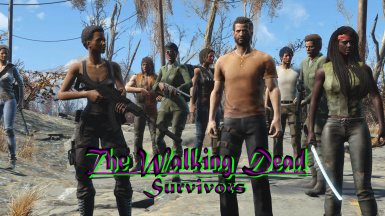 The Walking Dead _ Survivors LooksMenu Presets