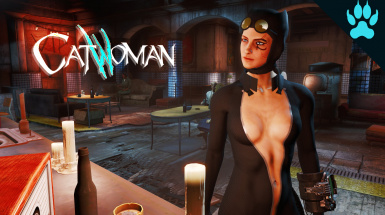 Catwoman Year One (EVB-CBBE) (AE-AWKCR)