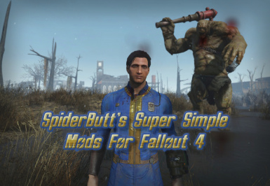 SpiderButt's Super Simple Mods