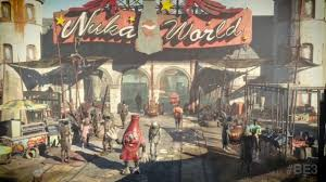 Nuka-world DL Csupport for crafting workbenches