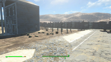 Honeywall - Picture of the new Town 02