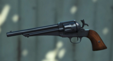 fallout 4 handmade revolver custom remington 1875 revolver at fallout 4 nexus mods 237