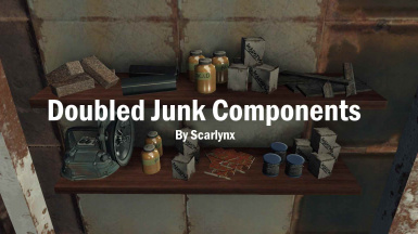 Doubled Junk Components