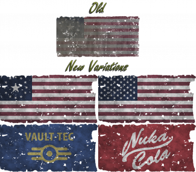 CC's Improved Flags
