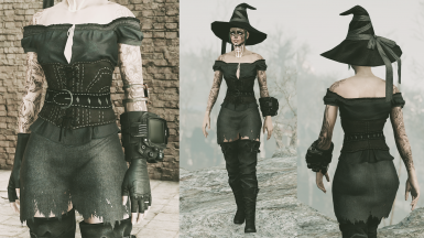 Witch outfit