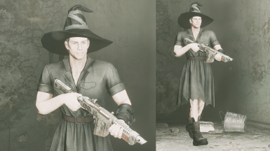 Witch Outfit M
