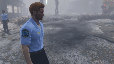Far Harbor Sheriff uniform standalone