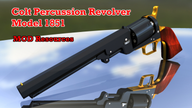 Colt old Percussion Revolvers