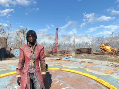 Female Hancock And MacCready With Voice Makeover