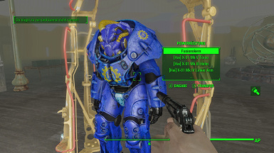 Vault 101 Powerarmor X01 At Fallout 4 Nexus Mods And Community