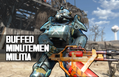 Buffed Minutemen Militia
