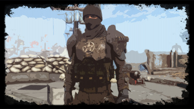 The Mercenary - Pack at Fallout 4 Nexus - Mods and community