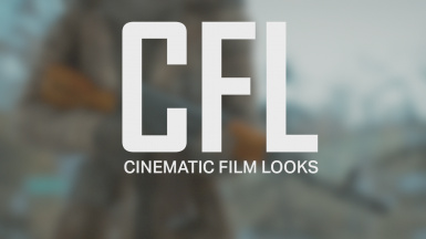 CFL ENB - Cinematic FIlm Looks (Fallout 4 Edition)