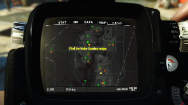 Nuka World Collectable Quest Markers At Fallout 4 Nexus Mods And