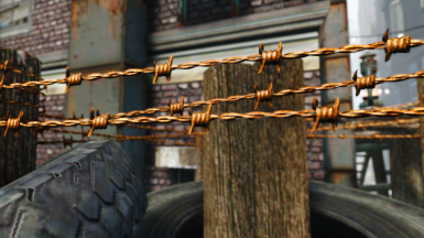 KG's Barbed Wire