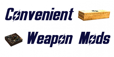 Convenient Weapon Mods