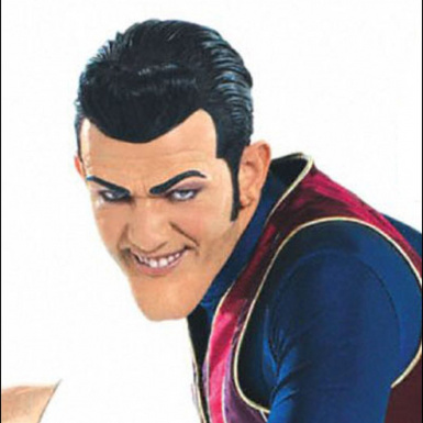 Robbie Rotten Death Sound Replacer