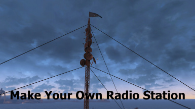 Make our own Radio Station