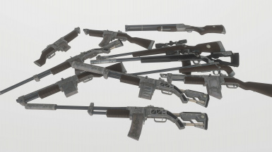 Ornamental Weapons (Retex Expansion)