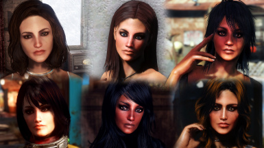 FSM Face Presets Collection - All in One