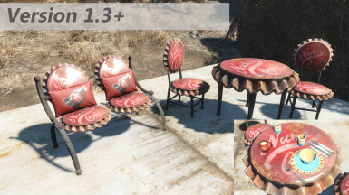 Nuka Cola Furniture 1 3