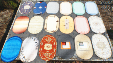 and oval rugs