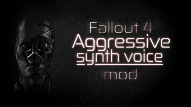 Aggressive synth voice overhaul
