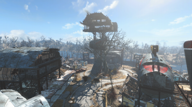 Sanctuary Hills Overhaul