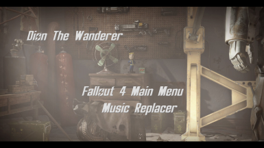 Dion The Wanderer Menu Music Replacer
