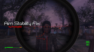 AimStability Fix - Better Aiming