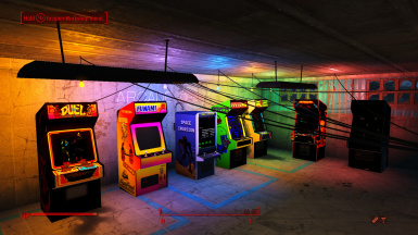 80s Arcade Cabinets At Fallout 4 Nexus