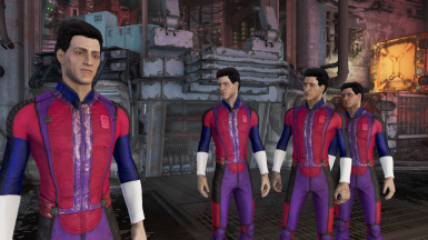 We Are Number One - Robbie Rotten Vault Suit
