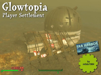 Glowtopia - Player Settlement