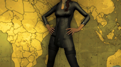 Ashley Outfit Retexture