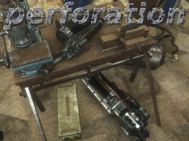 Perforation - Automatic Weapons Mechanic Change