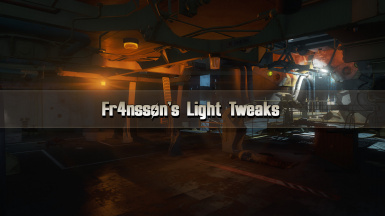 Fr4nsson's Light Tweaks