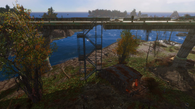 Settlement Overpass Overhaul