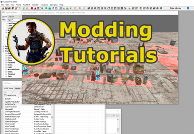 Kinggath's Modding Tutorials