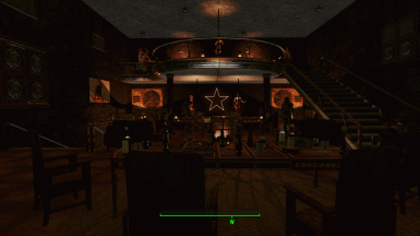 Raider Emporium main room
