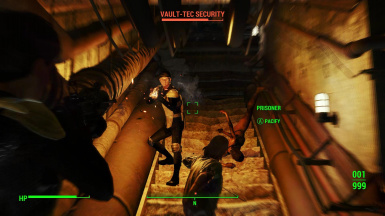 Vault Tec Security