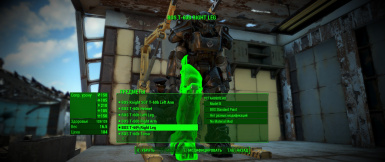 BoS Power Armor for Knights SGT