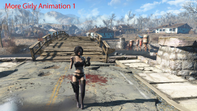 Girly Animation at Fallout 4 Nexus - Mods and community