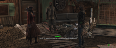 Player Marriage Marry Your Romanced Companion At Fallout 4