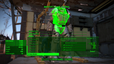 Power Armor Relay Module - (fast travel) Teleportation
