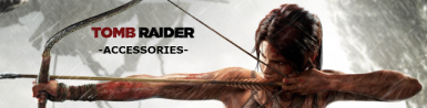 Tomb Raider Accessoires Background