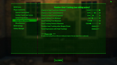 Player Comments And Head Tracking At Fallout 4 Nexus Mods And Community I have been using sourcetree for a while now and it used to work perfectly. head tracking at fallout 4 nexus mods