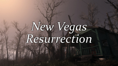 New Vegas Resurrection - A Vibrant Desert ENB